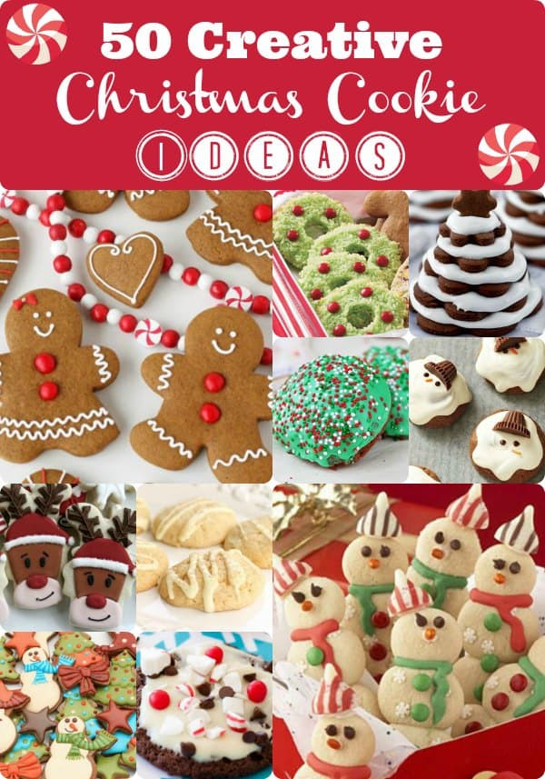 Christmas Cookies Ideas  Creative Christmas Cookie Ideas 50 Yummy Ideas