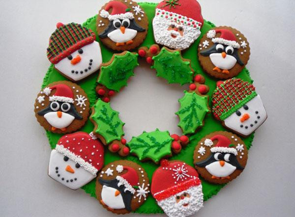 Christmas Cookies Ideas  25 Easy Christmas Cookie Recipes Ideas Easyday
