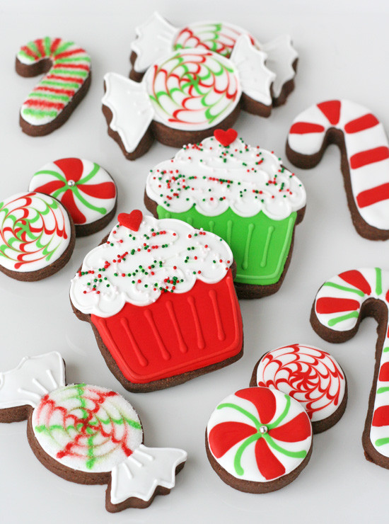 Christmas Cookies Ideas  Decorated Christmas Cookies – Glorious Treats
