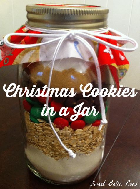 Christmas Cookies In Ajar  Christmas Cookies in a Jar Grace and Good Eats