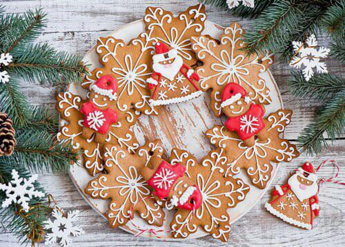 Christmas Cookies Tumblr  christmas cookies on Tumblr