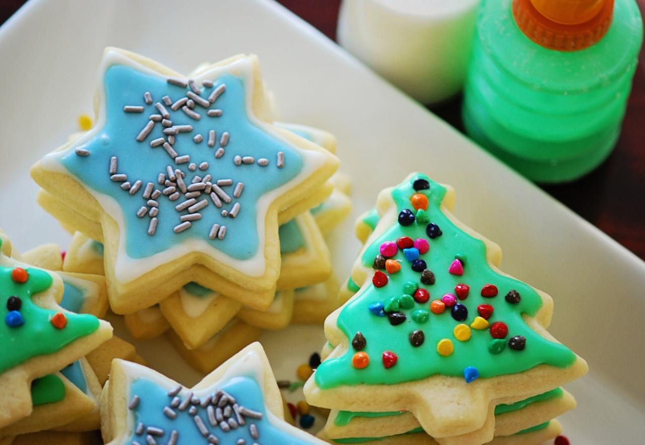 Christmas Cookies Tumblr  Cuttin up with Angela