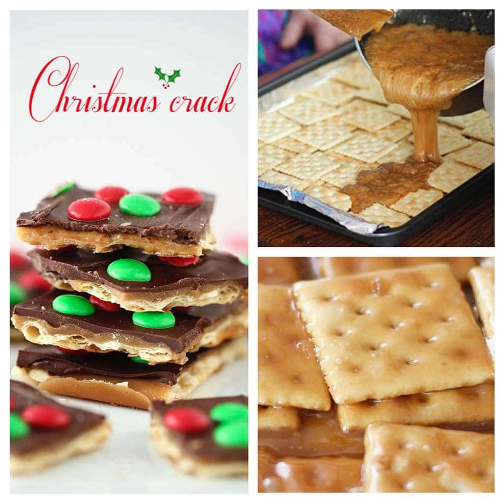Christmas Crack Cookies  Christmas Crack Toffee Recipe I Heart Nap Time
