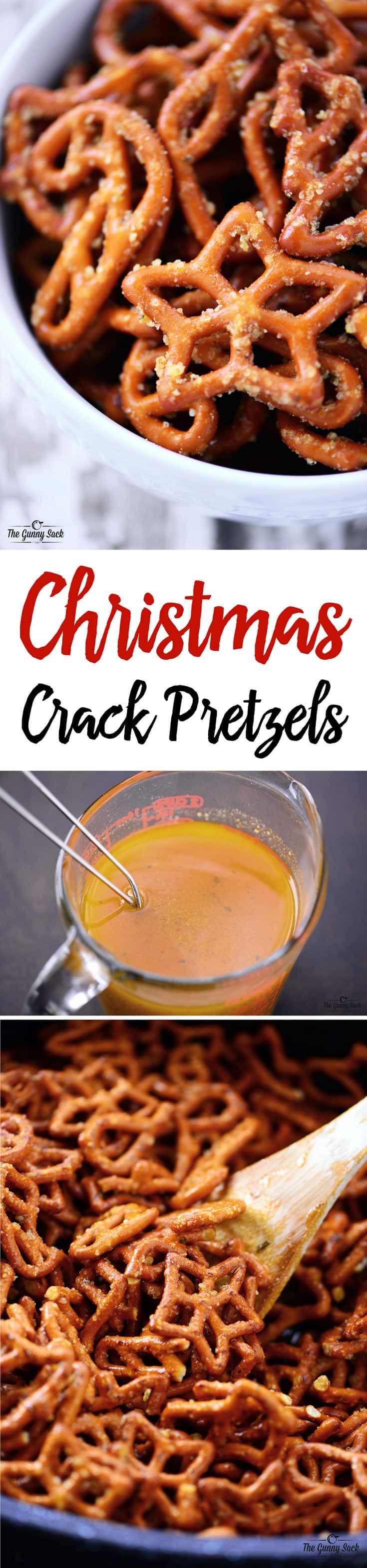 Christmas Crack With Pretzels  Christmas Crack Pretzels Recipe The Gunny Sack