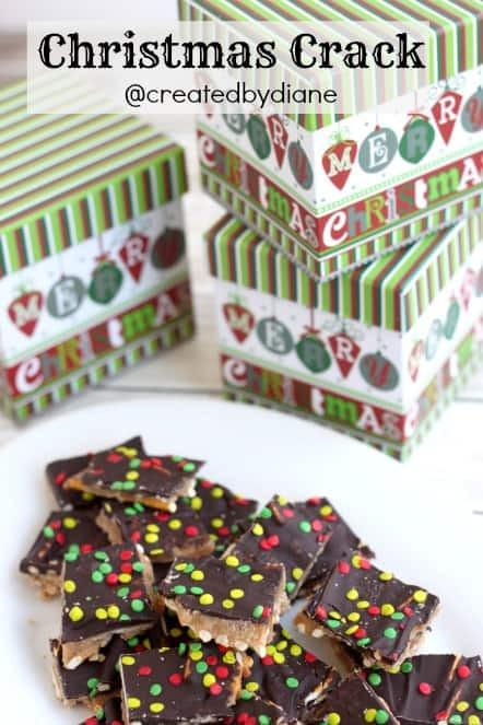 Christmas Crack With Pretzels  Christmas Crack