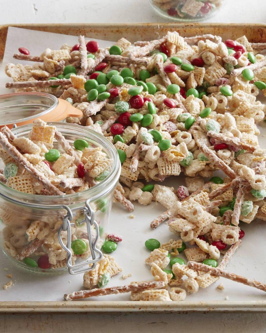 Christmas Crack With Pretzels  Christmas Crack Recipe