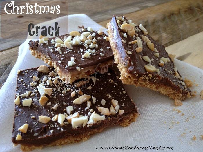 Christmas Cracker Candy  Christmas Crack Cracker Candy