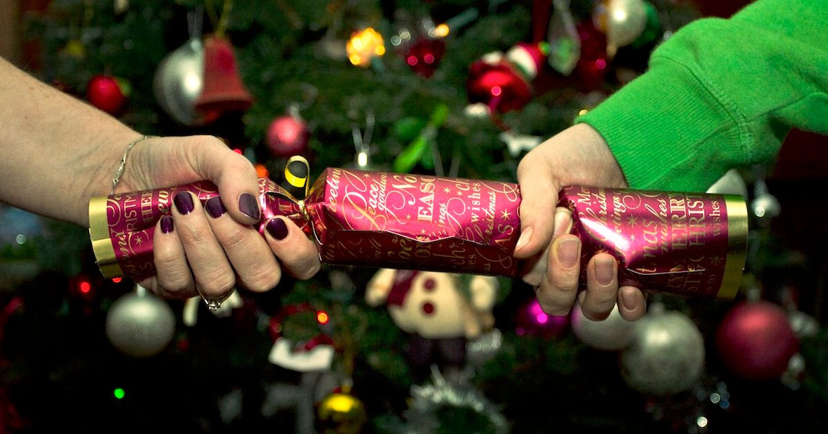 Christmas Crackers Uk  Top beauty Christmas crackers for 2016 filled with make up