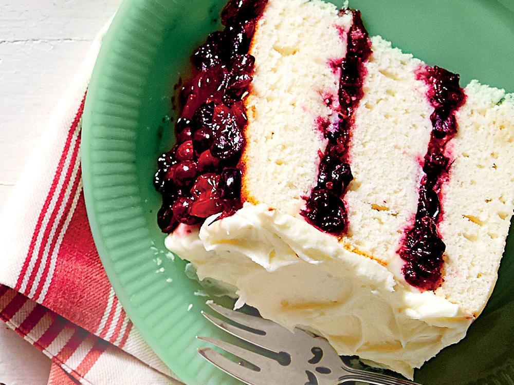 Christmas Cranberry Cake Recipe  Christmas Cake Ideas & Recipes