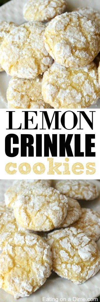 Christmas Crinkle Cool Whip Cookies  1000 ideas about Cool Cookies on Pinterest
