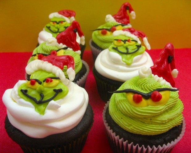 Christmas Cup Cakes Designs  20 Cute and Sweet Christmas Cupcakes Style Motivation