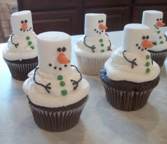 Christmas Cup Cakes Designs  9 Creative Christmas Cupcake Ideas Kids Kubby