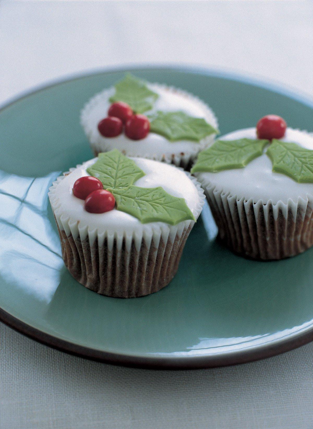Christmas Cupcakes Images  Christmas Cupcakes Nigella s Recipes