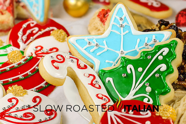 Christmas Cut Out Sugar Cookies Recipes  Best Ever Top 10 Christmas Cookie Recipes