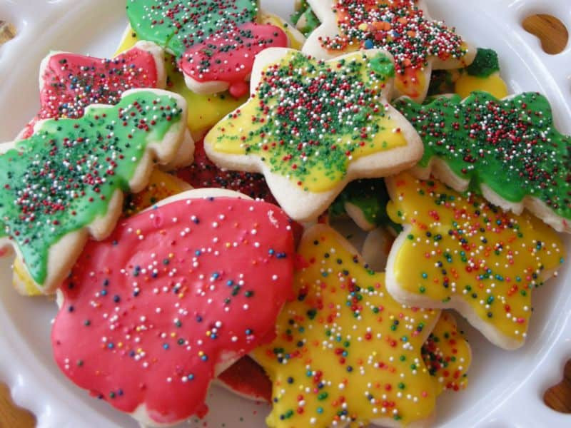 Christmas Cut Out Sugar Cookies Recipes  My Must Make Christmas Cookies