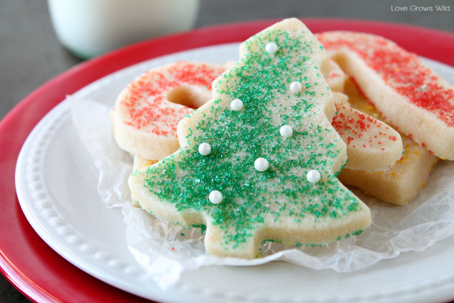 Christmas Cut Out Sugar Cookies Recipes  The BEST Sugar Cookie Cut out recipe