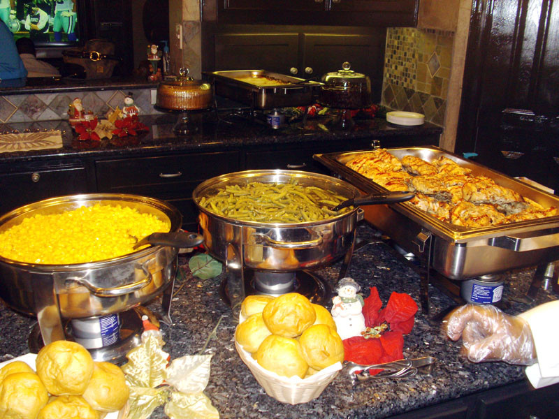 Christmas Dinner Catering  Christmas Dinner › galleries › The Covenant Catering