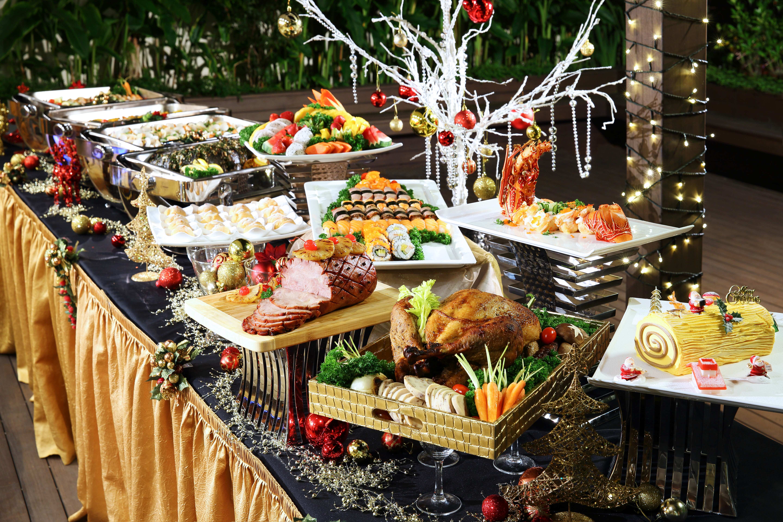 Christmas Dinner Catering  Fuss free Christmas feasting Weekender Singapore