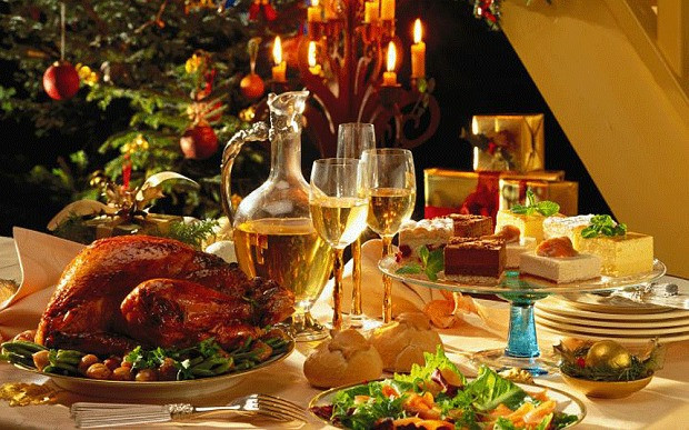 Christmas Dinner Catering  Gluten free Christmas the best tips and recipes Telegraph