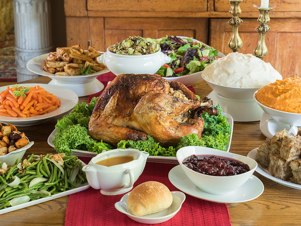Christmas Dinner Catering  Toronto Holiday Food Service Event Catering Festive Themes