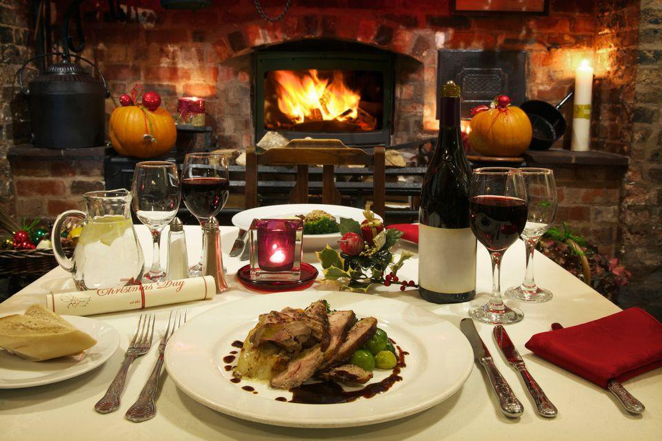 Christmas Dinner Catering  Restaurants Open on Christmas Day in Little Rock Arkansas