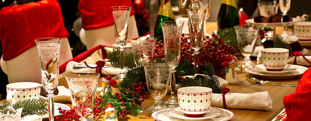 Christmas Dinner Catering  Catering Naas Vie de Chateaux