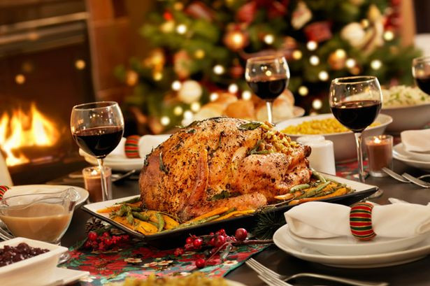Christmas Dinner Catering  Christmas Day Restaurants in Manchester where you can