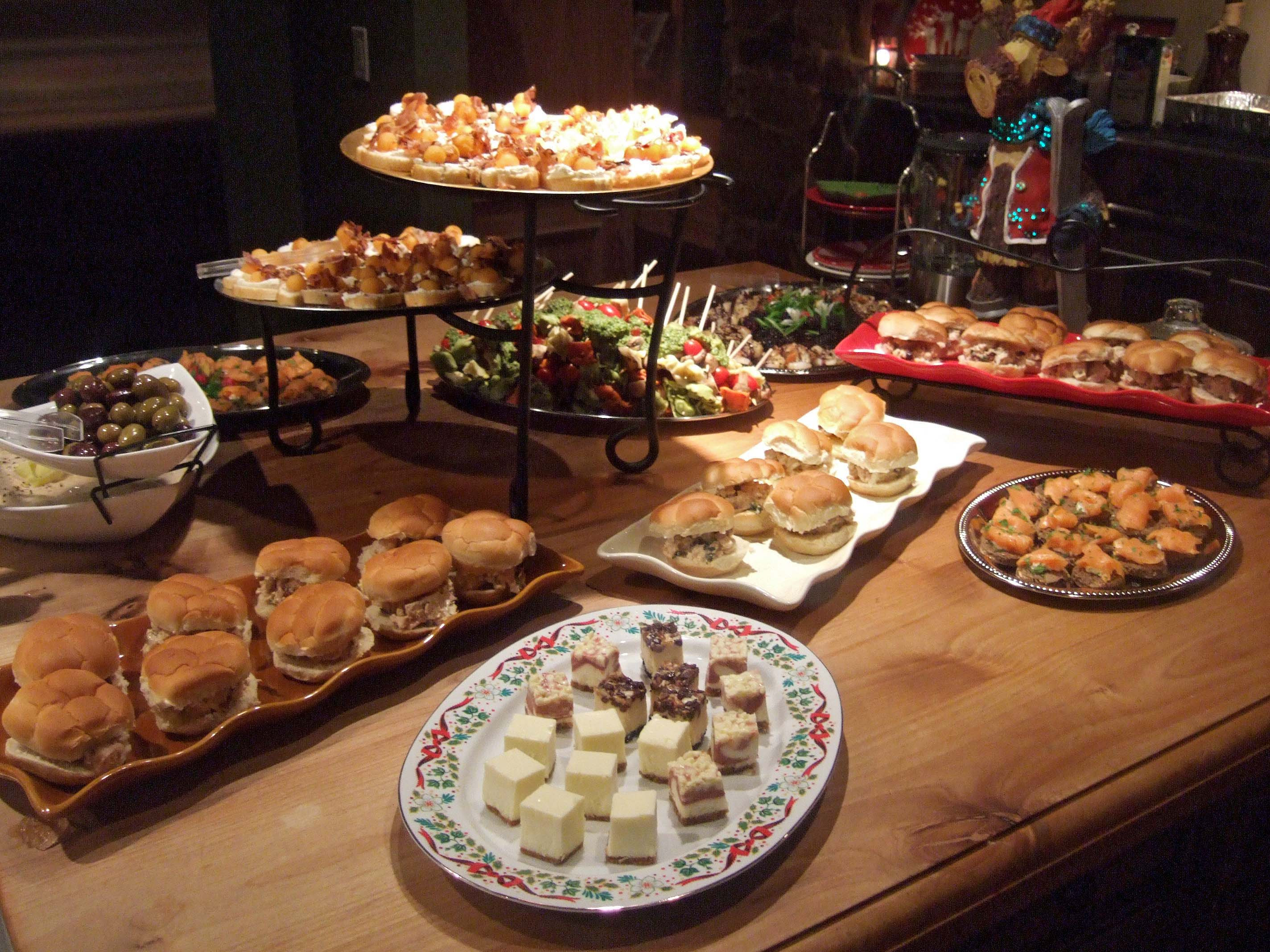 Christmas Dinner Catering  Ideas For A Smashing Christmas Party