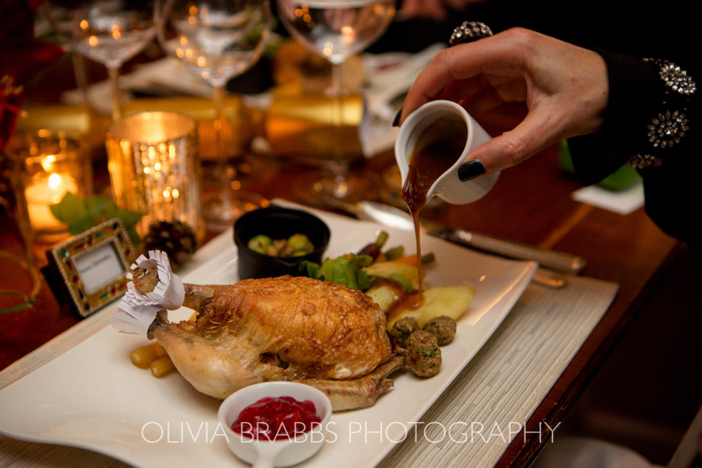 Christmas Dinner Catering  Dine Catering – Christmas Ambassadors' Dinner in Leeds