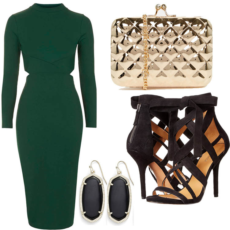 Christmas Dinner Outfit  What to Wear to Christmas Dinner 2015 Last Minute Outfit