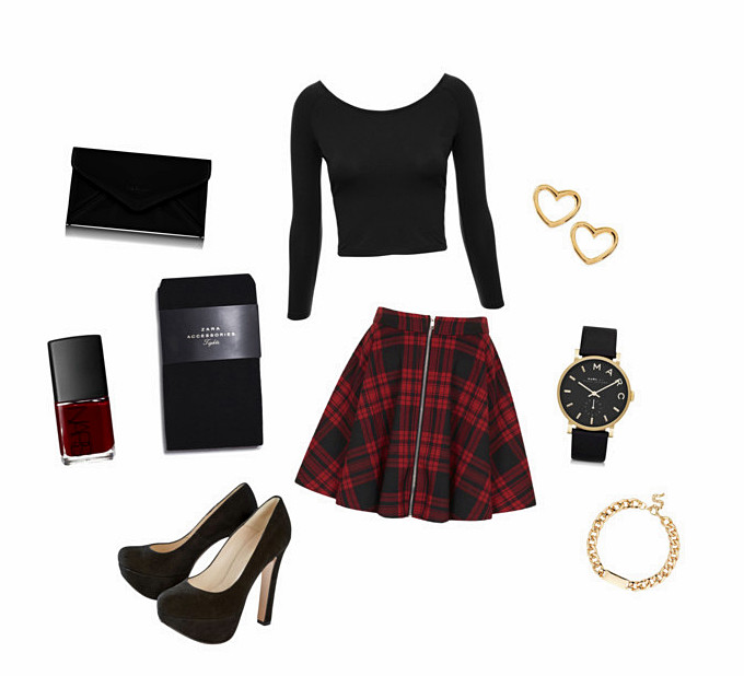 Christmas Dinner Outfit  Ola s Blog Christmas Dinner & New Years Outfits Ideas