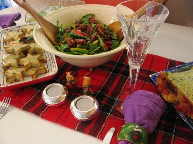 Christmas Dinners For 2  Green Gourmet Giraffe Christmas dinner for two