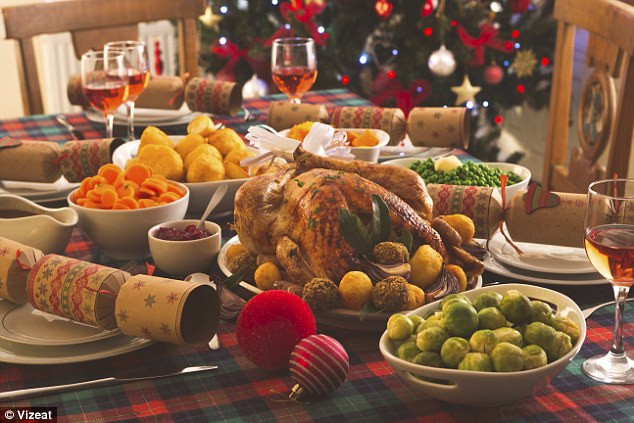 Christmas Dinners In Spain  Is the UK's Christmas dinner the most BORING