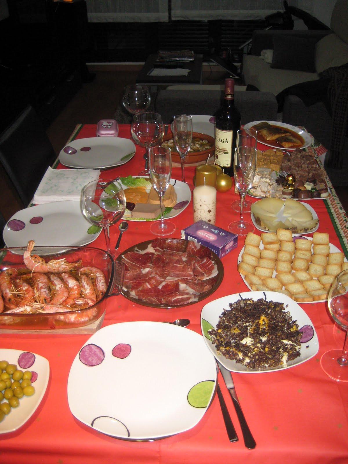 Christmas Dinners In Spain  La Bella Vida A Very Spanish Christmas Celebration