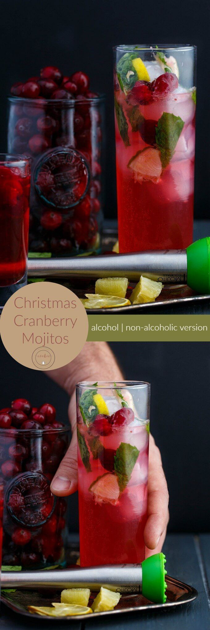 Christmas Drink Recipes With Alcohol  1000 images about Cocktail Hour on Pinterest
