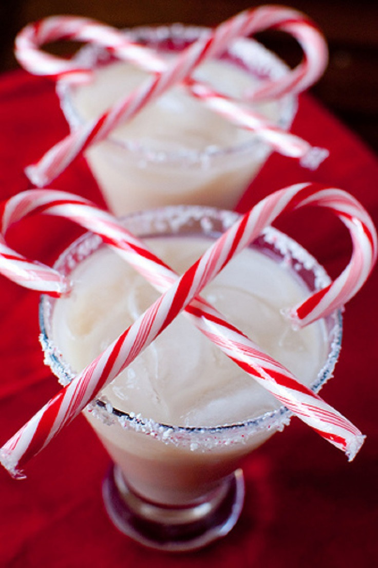 Christmas Drink Recipes With Alcohol  Odds And Ends