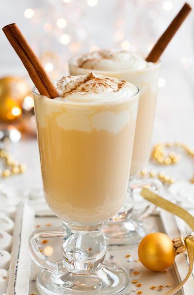 Christmas Eggnog Drink  26 Easy Christmas Drink Recipes