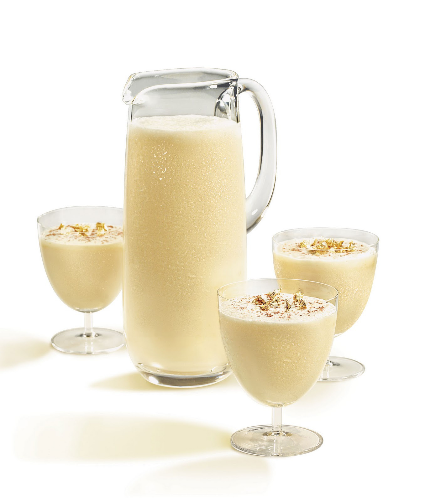 Christmas Eggnog Drink  DECK THE HOLIDAY S THE HISTORY OF EGGNOG