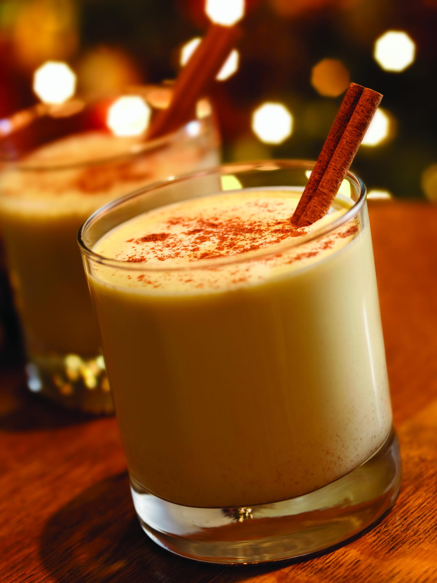 Christmas Eggnog Drink  Holiday Coquito Cocktail Recipes from The Condado Plaza