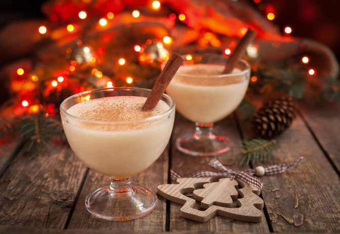 Christmas Eggnog Drinks  Calories in Pennsylvania Dutch Eggnog