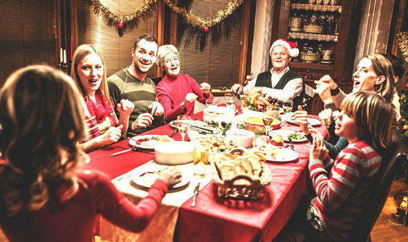 Christmas Family Dinners  Happy Mondays Christmas is about the family and goodwill