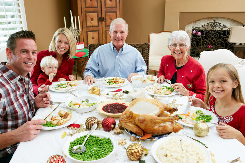 Christmas Family Dinners  Good Christmas Dinner Ideas the Whole Family Will Enjoy
