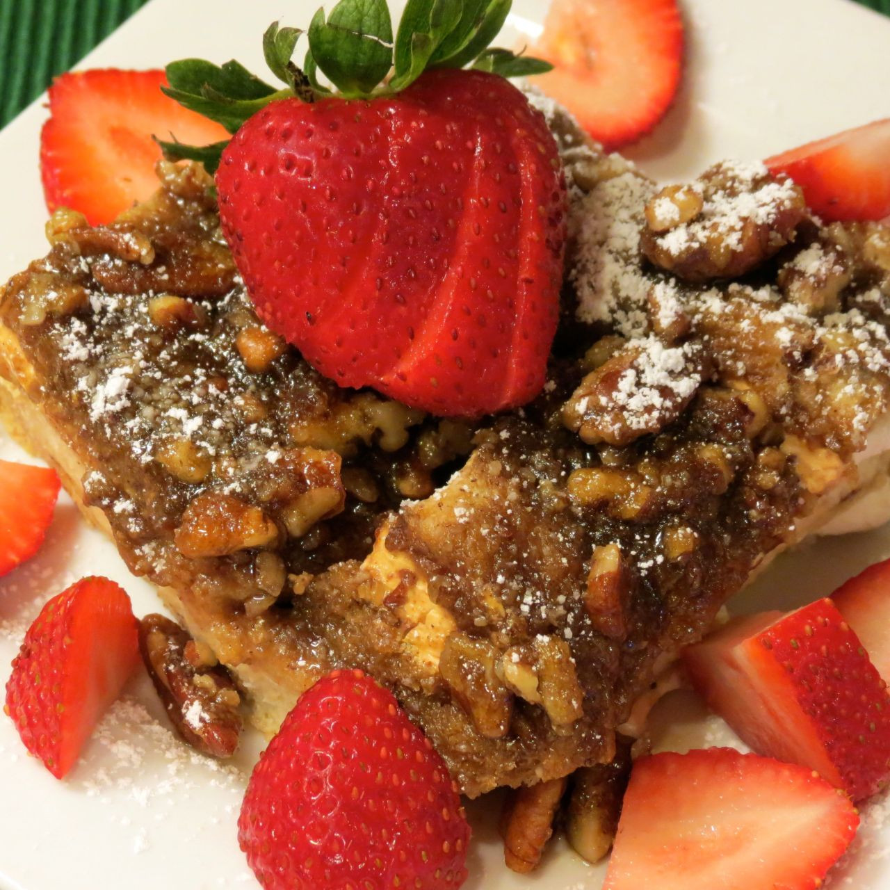 Christmas French Toast  Christmas Morning Baked Cinnamon French Toast