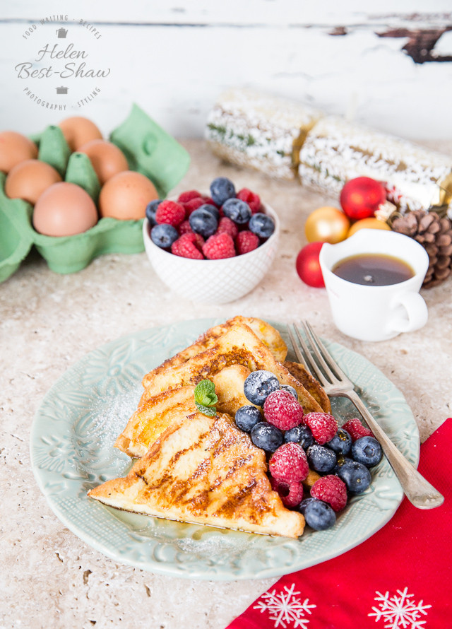 Christmas French Toast  Orange Spiced French Toast perfect for Christmas Brunch
