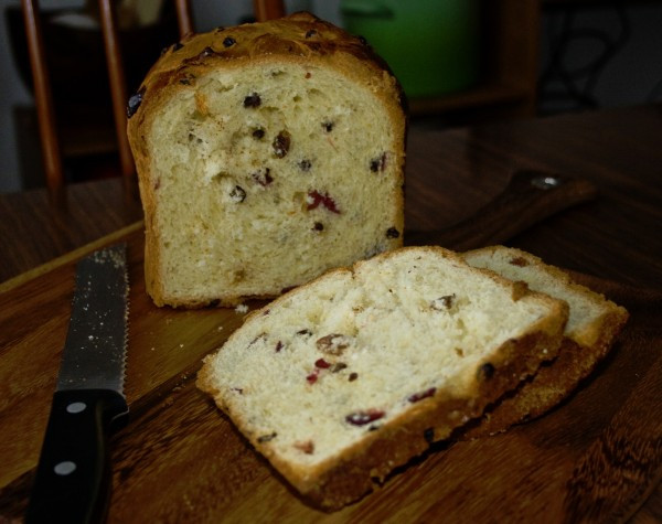 Christmas Fruit Bread  Christmas Fruit Bread Newfoundland Recipe