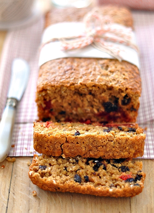 Christmas Fruit Bread  5 Cup Fruit Loaf & Christmas Gift Idea Fuss Free Cooking