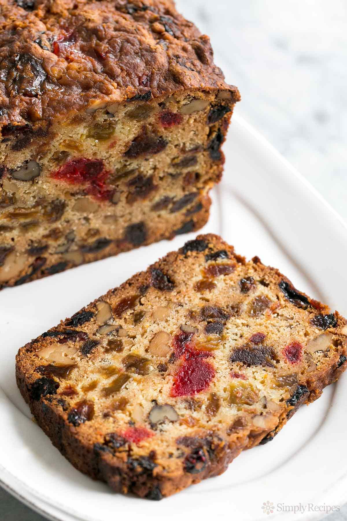 Christmas Fruit Cake Recipe  Our Favorite Holiday Fruitcake Recipe