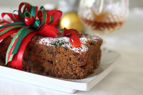 Christmas Fruit Cake Recipe  Moist Christmas Fruit Cake