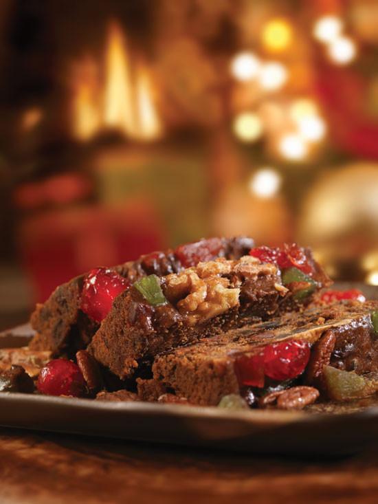 Christmas Fruit Cake Recipe  Serve Bourbon Fruitcake for Christmas Food GRIT Magazine