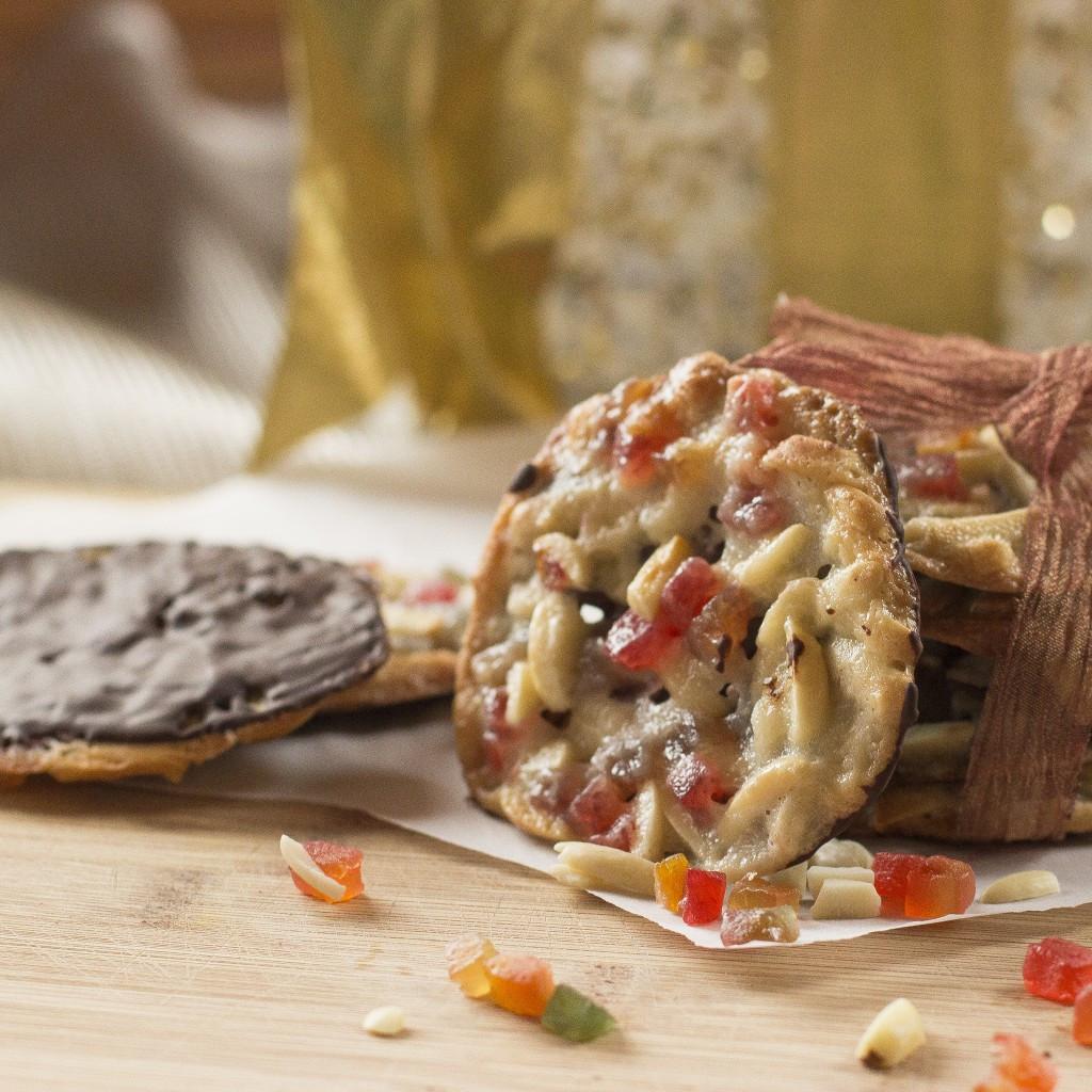 Christmas Fruit Cookies  Marokanky – Christmas Fruit Cookies
